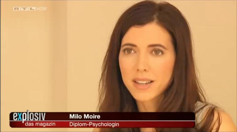 rtl explosiv tv interview milo moir. Black Bedroom Furniture Sets. Home Design Ideas