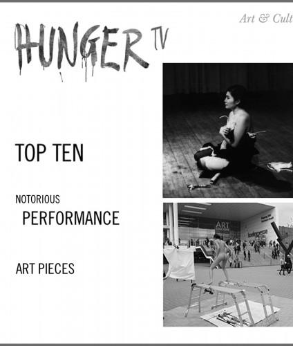 hunger tv top ten ten performance plopegg