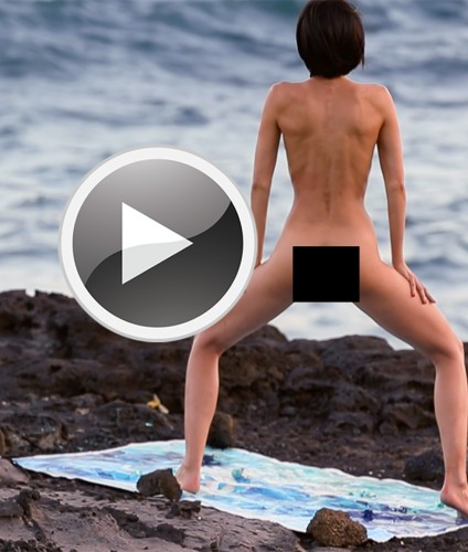 Video Plopegg The Blue Mauritius censored
