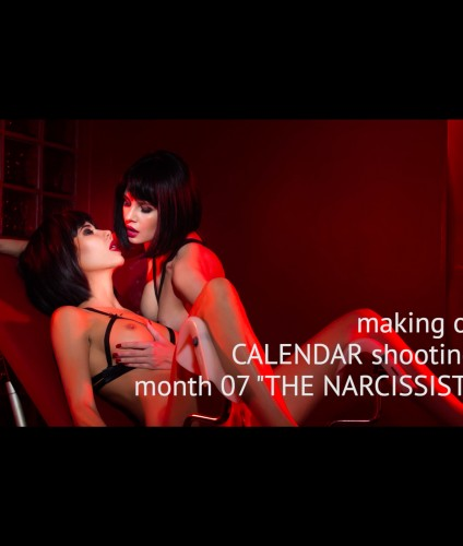 Making_of_The_Narcissist_The_Twelve_Muses