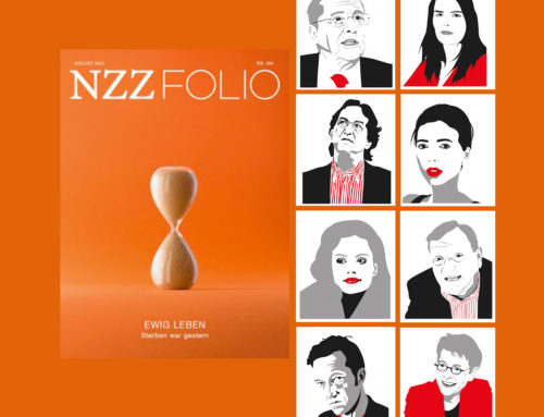 "NZZ Folio – Edition ""Enternal Life"" 