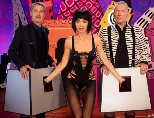 Eurotrash Show mit Jean-Paul Gaultier und Milo Moiré