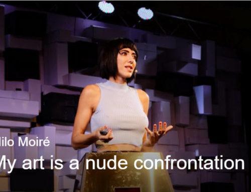 TEDx Klagenfurt Talk DISRUPTyou