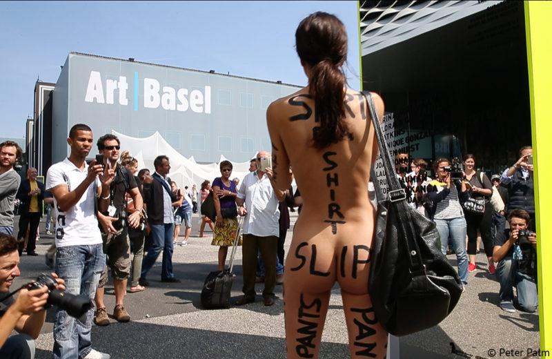 The Script System Art Basel