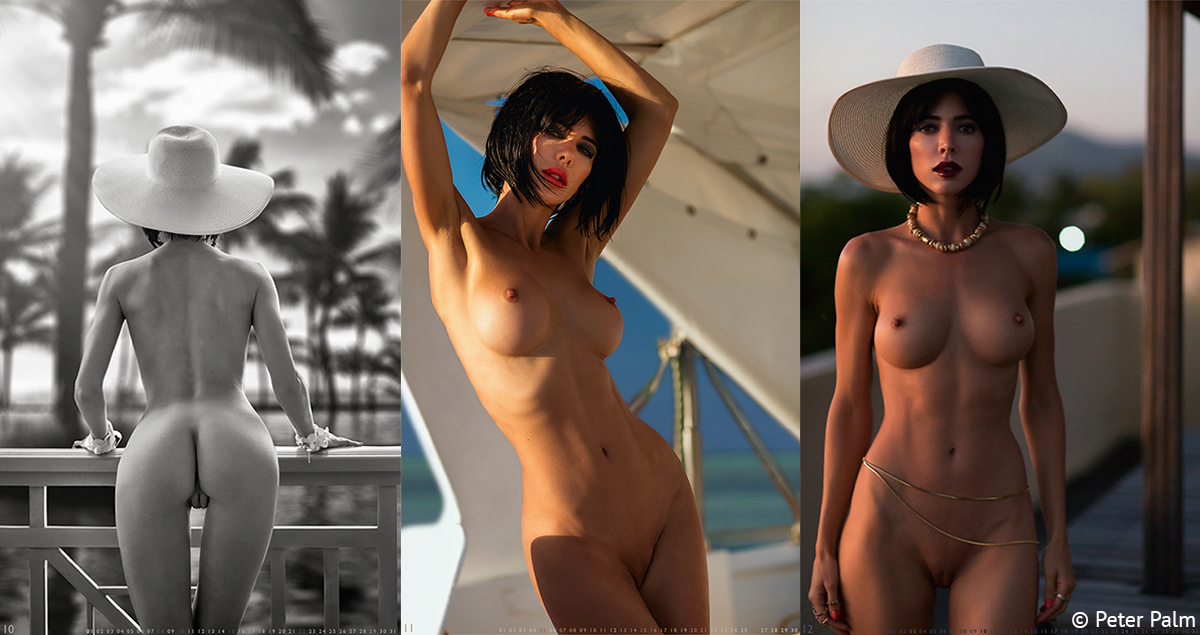 Emma in emotional nudes by hegre