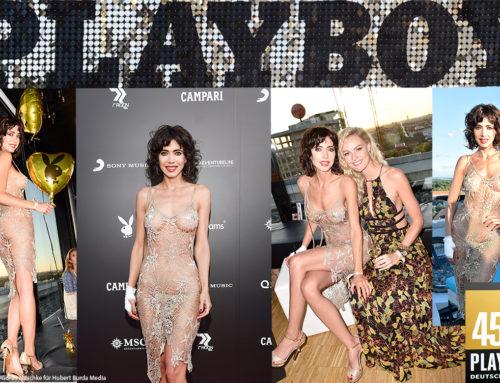 Playboy Deutschland feiert 45. Jubiläum