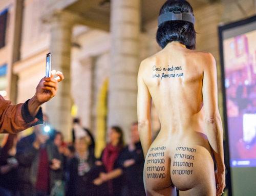 Ceci n'est pas une femme nue – Kunstmuseum Rijeka
