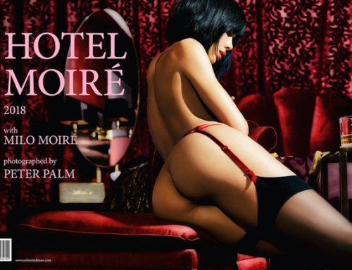 Kalender HOTEL MOIRÉ 2018